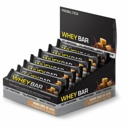 Whey Bar Low Carb (480g) Caixa 12 Unidades