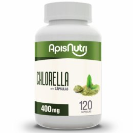 Chlorella 400 mg (120 Caps)