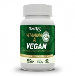 Vitamina A Vegan